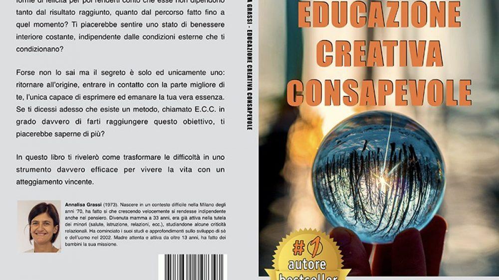 """Annalisa Grassi: Bestseller """"Educazione Creativa Consapevole"""" edito da Bruno Editore"""