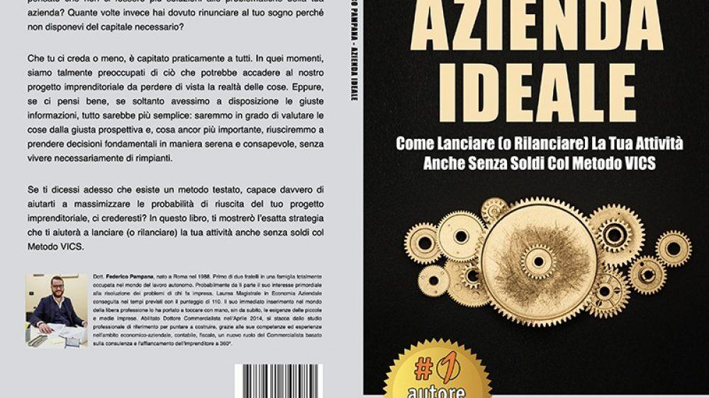 Federico Pampana, Azienda Ideale: Il Bestseller che rivela il metodo per rilanciare un'azienda