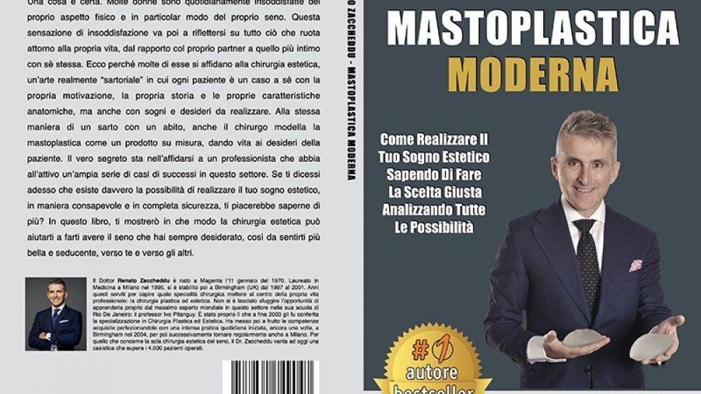 Renato Zaccheddu, Mastoplastica Moderna: Il Bestseller che rivela i consigli per sentirsi più belle e seducenti
