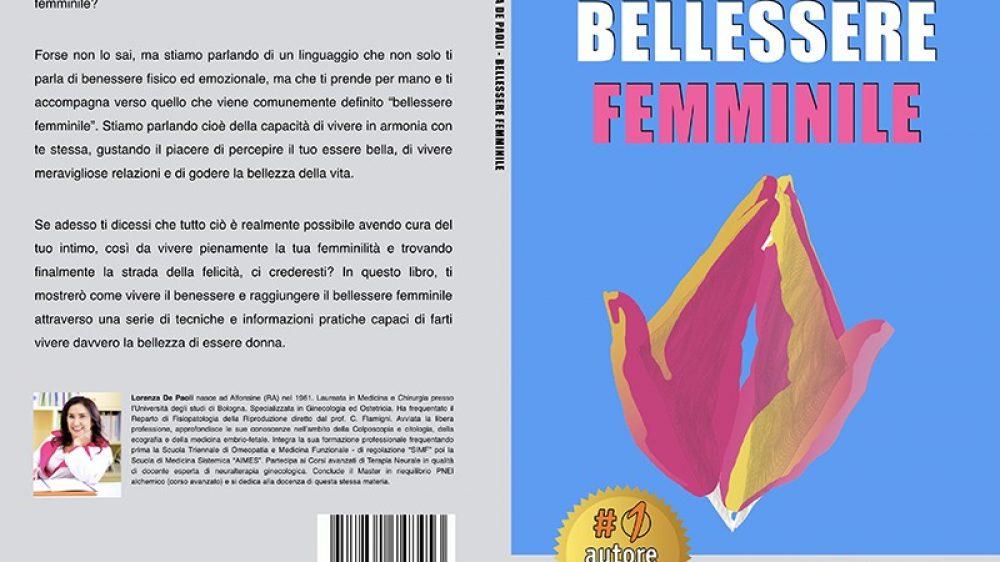 """Lorenza De Paoli: Bestseller """"Bellessere Femminile"""" edito da Bruno Editore"""