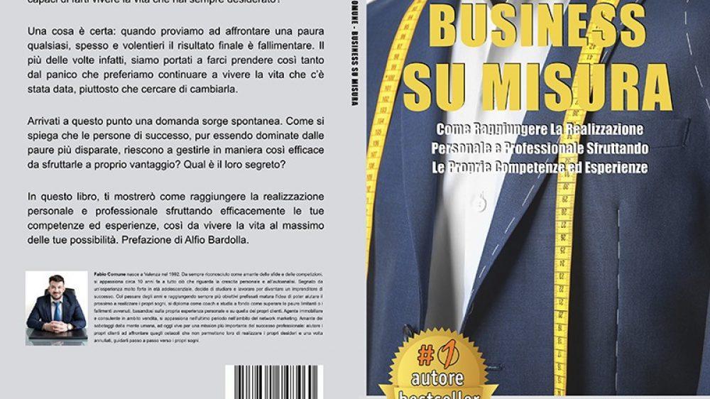 """Fabio Comune: Bestseller """"Business Su Misura"""" edito da Bruno Editore"""