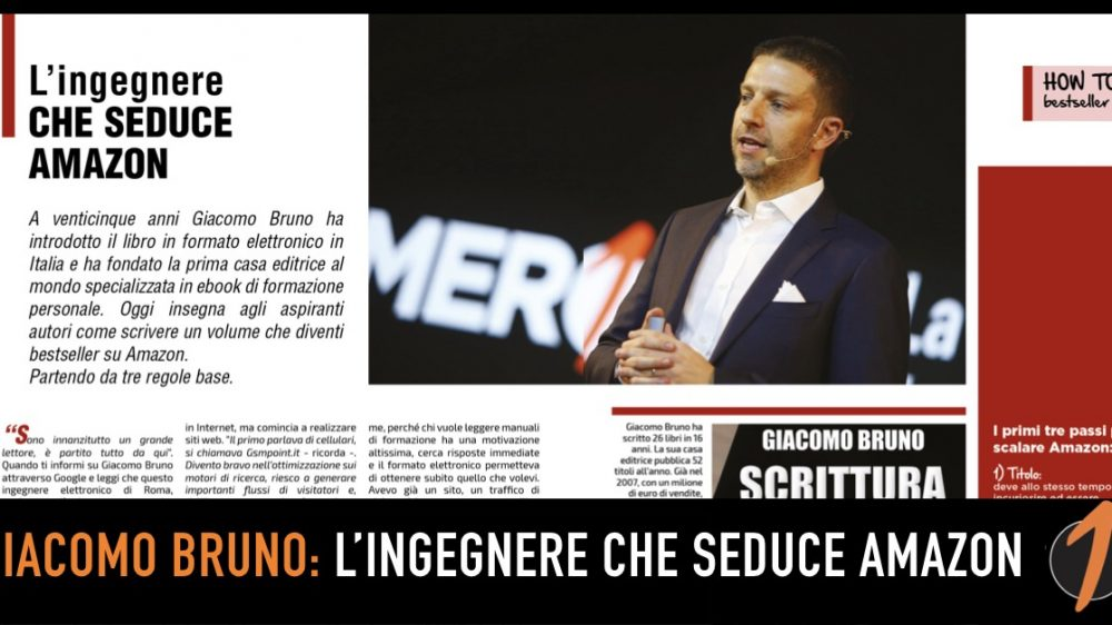[Start Franchising] Giacomo Bruno l'ingegnere che seduce Amazon